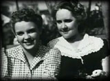 Judy Garland with mum Ethel Gumm